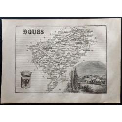 1867 - Département du Doubs