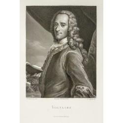 1878 - Portrait de Voltaire