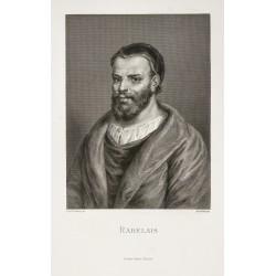 1878 - Portrait de Rabelais