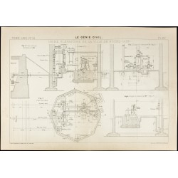 1913 - Plan ancien de...
