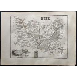1867 - Département de l'Oise