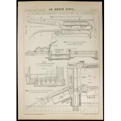 1913 - Plan ancien  -...