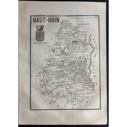 1867 - Département du Haut...