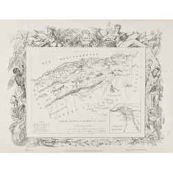 1874 - Algérie & Isthme de...