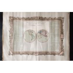1761 - Mappemonde (Desnos)