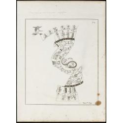 1822 - Planisphère...