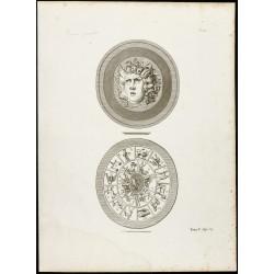 1822 - Pierre gravée du...