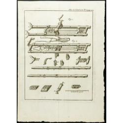 1777 - Machine à réduire...