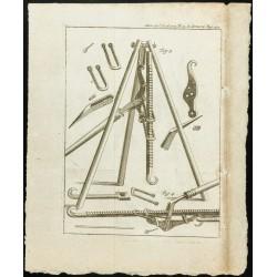 1777 - Mécanique des crics