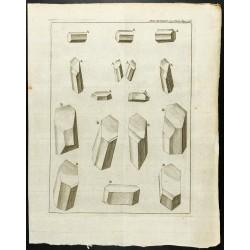 1777 - Cristaux de Borax -...