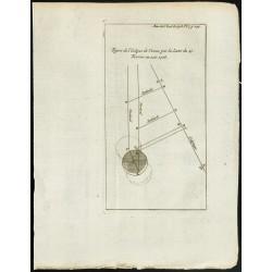 1777 - Éclipse de Vénus par...