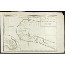 1777 - Carte ancienne de...