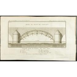 1777 - Arche du pont de...