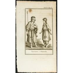 1806 - Costumes de Tartares...