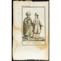 1806 - Costumes de Persans,...