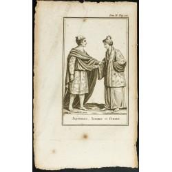 1806 - Costumes de Japonais...