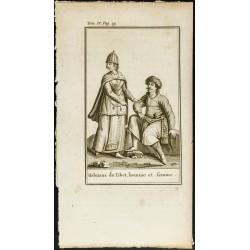 1806 - Costumes du Tibet