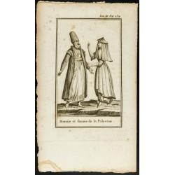 1806 - Homme et femme de la...