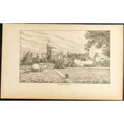 1892 - Château de Windsor