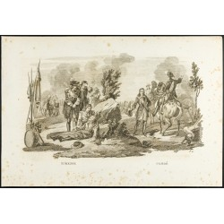 1825 - Turenne & Condé