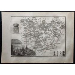 1867 - Département de l'Eure