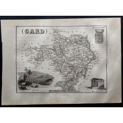1867 - Département du Gard