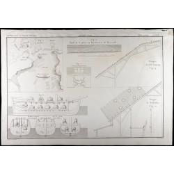 1850 - Carte de la baie de...