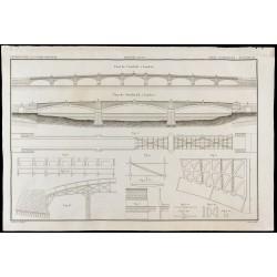 1850 - Pont de Vauxhall &...