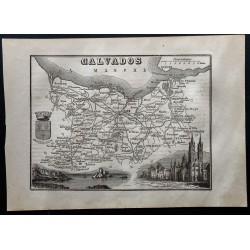 1867 - Département du Calvados
