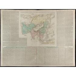 1830 - Grande carte...