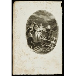 1834 - Gravure sur Les...