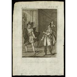1810 - Gravure sur Le Cid