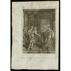 1810 - Gravure sur Cinna