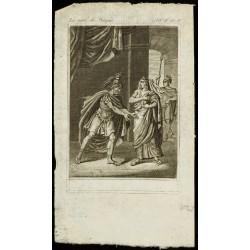 1810 - Gravure sur La Mort...
