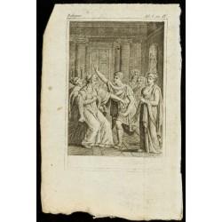 1810 - Gravure sur Rodogune