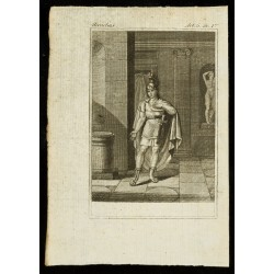 1810 - Gravure sur Heraclius