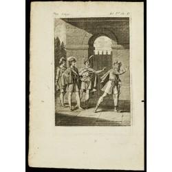 1810 - Gravure sur Don...