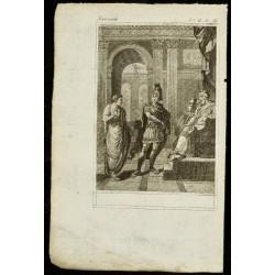 1810 - Gravure sur Nicomède