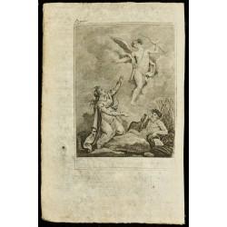 1810 - Gravure sur Psyché