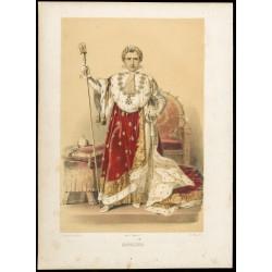 1846 - Portrait de Napoléon...