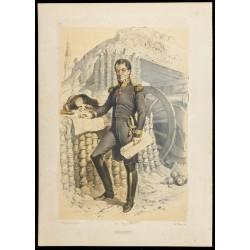 1846 - Portrait du Général...