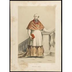 1846 - Portrait du Cardinal...