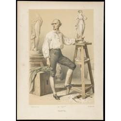 1846 - Portrait de Canova