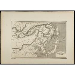 1860 - Carte du Fleuve...