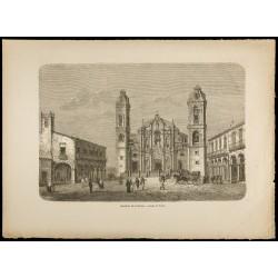1860 - Cathédrale de la...