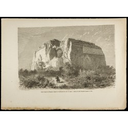 1860 - Temple de Mengoun -...