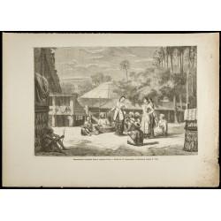 1860 - Représentation...