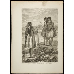 1860 - Indiennes du Colorado