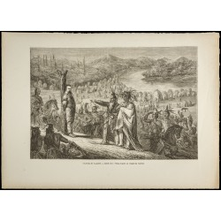 1860 - Indiens d'Amérique -...