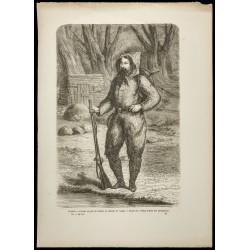 1860 - Portrait d'Emile de...